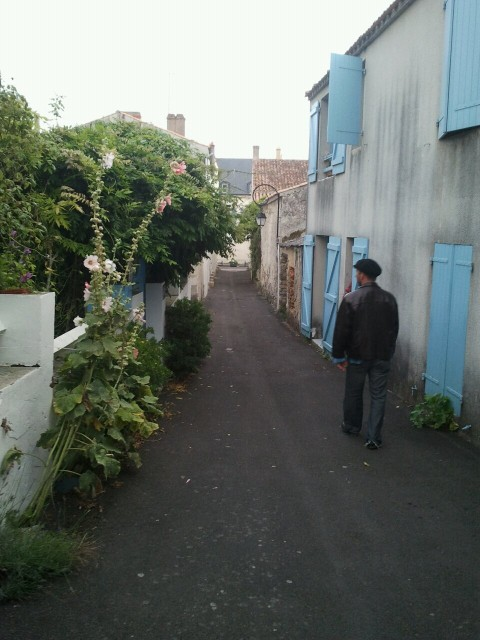 Noirmoutier 2011 - waren schöne Aikido Ferien