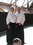 Pia Schibler & Urs Keller Aikido in Noirmoutier