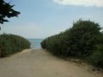 Strand von Noirmoutier Sommer 2011