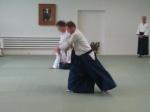 urs Keller & daniel Champeimont Aikido oktober 2011 zürich