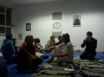 gemütlich: 1 Jahr Aikido Qigong Schule Lyss