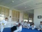 an der Aikido Lyss  Pfingststage 2012