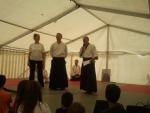 Aikido am Multikultifest Lyss