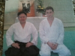 2001 Gérard Balize mit Urs Keller