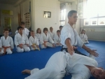 Kindertraining Aikido Lyss