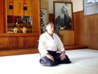 Gérard Blaize, Kumano Juku Dojo in Shingu
