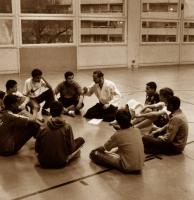 Urs Keller Aikido in Zusammenarbeit mit der Schulsozialarbeit