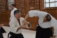 Sensei Gérard Blaize Kumano Juku Dojo, Shingu