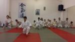 Kinder Aikido Murten - shiko laufen