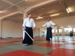 François Bion Sensei & Urs Keller Sensei Aikido Murten