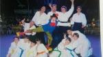 Aikido im Zirkus Urs Keller Sensei mit Aikido Murten & Aikido Lyss
