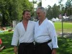 Aikido macht Spass Urs & Roland